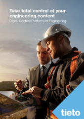Digital Content Platform for Engineering_whitepaper cover