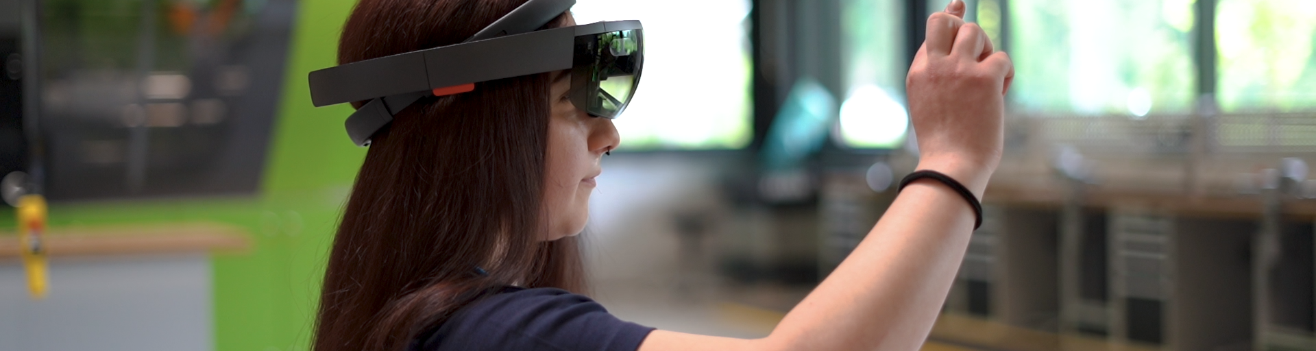 Mixed reality training introduced at Greiner